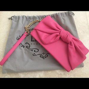 Liu Jo Bags - Pink clutch